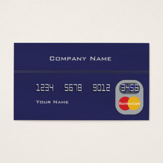35 charge business cards and charge business card