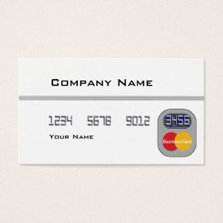 Credit Card (Blank)
