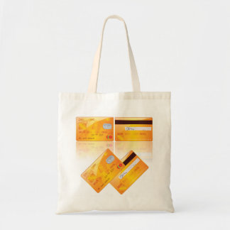 Credit Cards Tote Bag