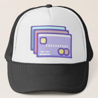 Credit Cards Trucker Hat