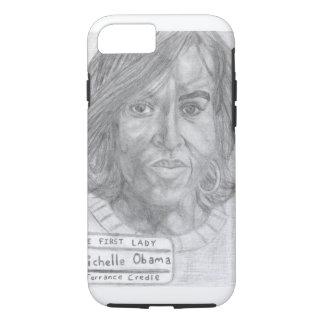 Credle iPhone 7 Michelle Obama tough Case