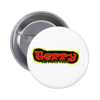 Credle Products featuring Terry Art Service 6 Cm Round Badge