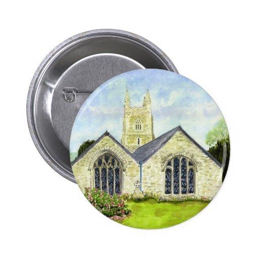 'Creed Church' Button