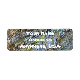 Creek Address Labels