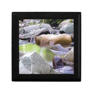 creek among stones gift box