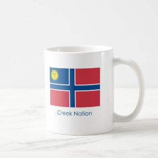Creek Nation Coffee Mug
