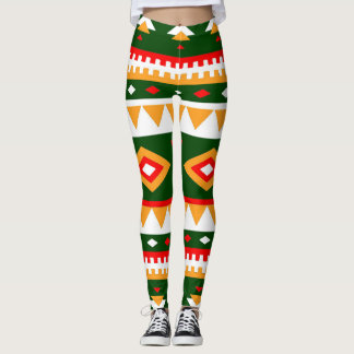 CREEK NATION LEGGINGS