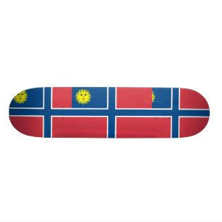 Creek Nation, United States Skate Board