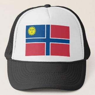 Creek Nation, United States Trucker Hat
