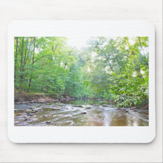 Creek - Summer Mouse Pad