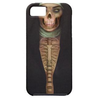 Creep Horror Nun Lady Skull Skeleton iPhone 5 Covers