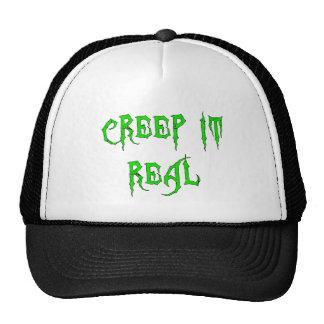 Creep it Real Cap