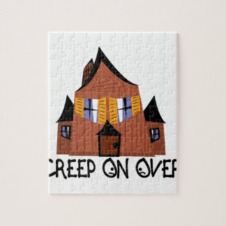 Creep On Over Puzzle