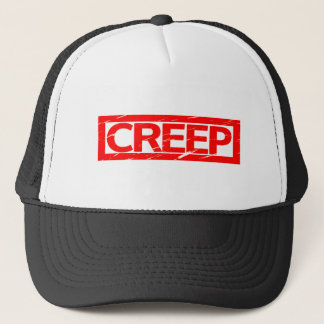 Creep Stamp Trucker Hat
