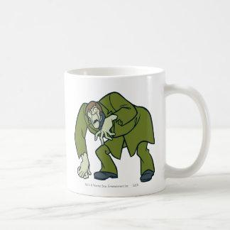 Creeper Villains Classic White Coffee Mug