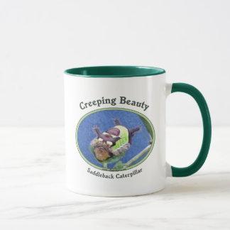Creeping Beauty Caterpillar Mug