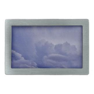 Creeping Clouds 1 Belt Buckle