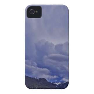 Creeping Clouds 1 iPhone 4 Cases