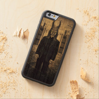 Creeping death carved cherry iPhone 6 bumper case