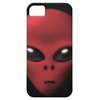 Creepy Alien iphone 5 iPhone 5 Case