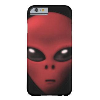 Creepy Alien iPhone 6 case
