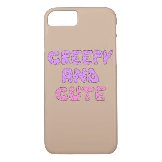 Creepy and cute iPhone 7 case