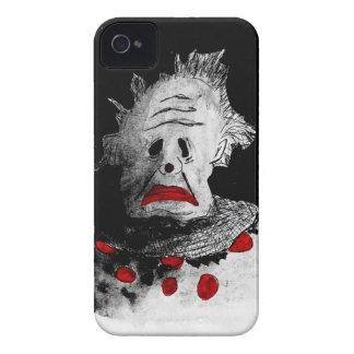 Creepy clown iPhone 4 cases