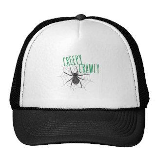 Creepy Crawley Cap