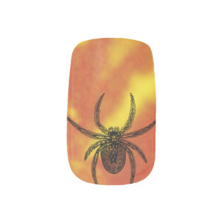 Creepy Crawly Minx Nail Art