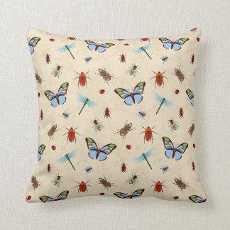 Creepy Crawly Pillow 1
