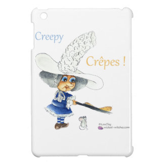 Creepy Crepes Wicked Witches Case For The iPad Mini
