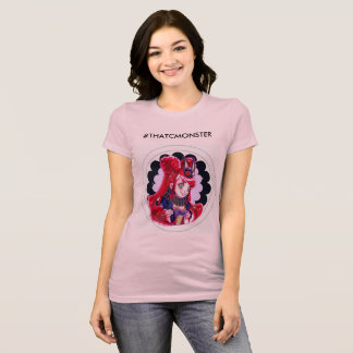 Creepy, Cute CMonster T-Shirt