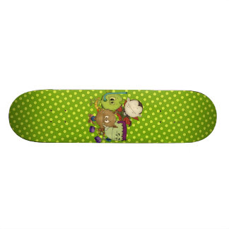 Creepy Cuties Skateboard Deck