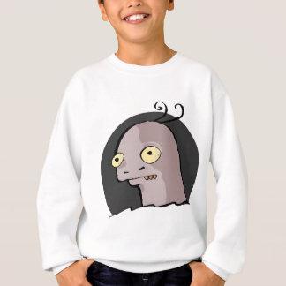 Creepy Dino Design Sweatshirt
