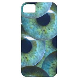 creepy eyeballs iPhone 5 covers