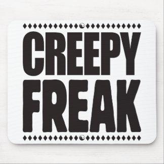 Creepy Freak Mouse Pad