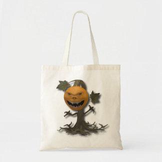 Creepy Halloween Pumpkin Tree - Bag