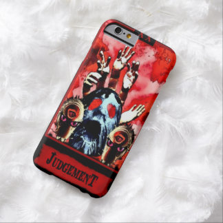 Creepy Judgement Tarot Card iPhone 6 Case Barely There iPhone 6 Case
