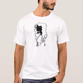 Creepy Lady T-Shirt