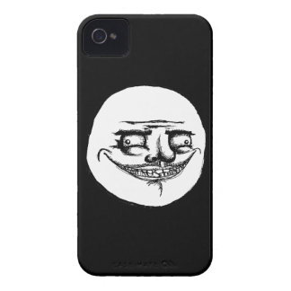 Creepy Me Gusta - iPhone 4/4S Black Case
