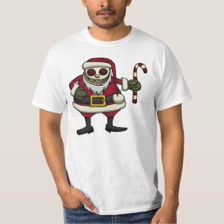 Creepy Santa Shirt 1