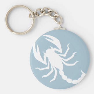Creepy Scorpion Key Ring