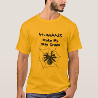 Creepy Spider T-Shirt
