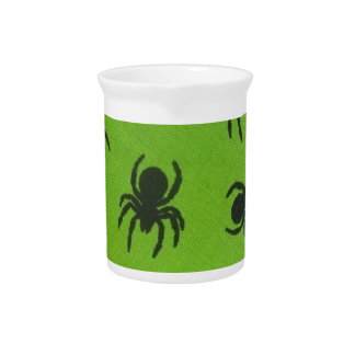 Creepy Spiders Drink Pitchers