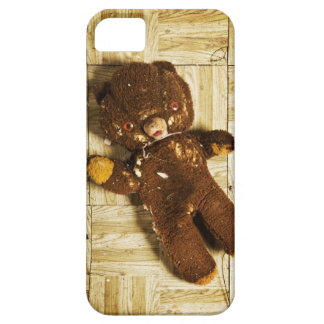 Creepy Teddy iPhone 5 Cover
