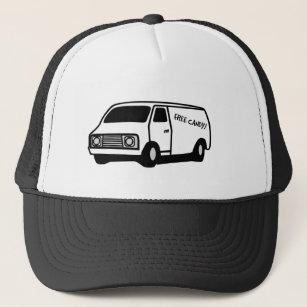 Creepy Van Trucker Hat