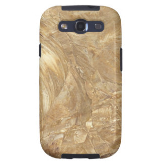 Creme Marble Samsung Galaxy S3 Cases