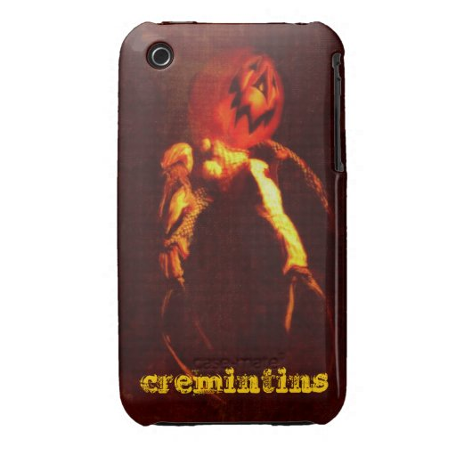 Cremintins Custom Case-Mate Barely There™ iPhone 3 iPhone 3 Case-Mate Cases