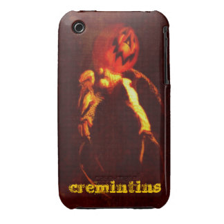 Cremintins Custom Case-Mate Barely There™ iPhone 3 iPhone 3 Cover