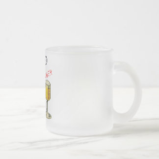 Cremo Ale & Lager Beer Frosted Glass Coffee Mug